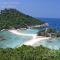 Koh Tao (Turtle Island) In, Thailand
