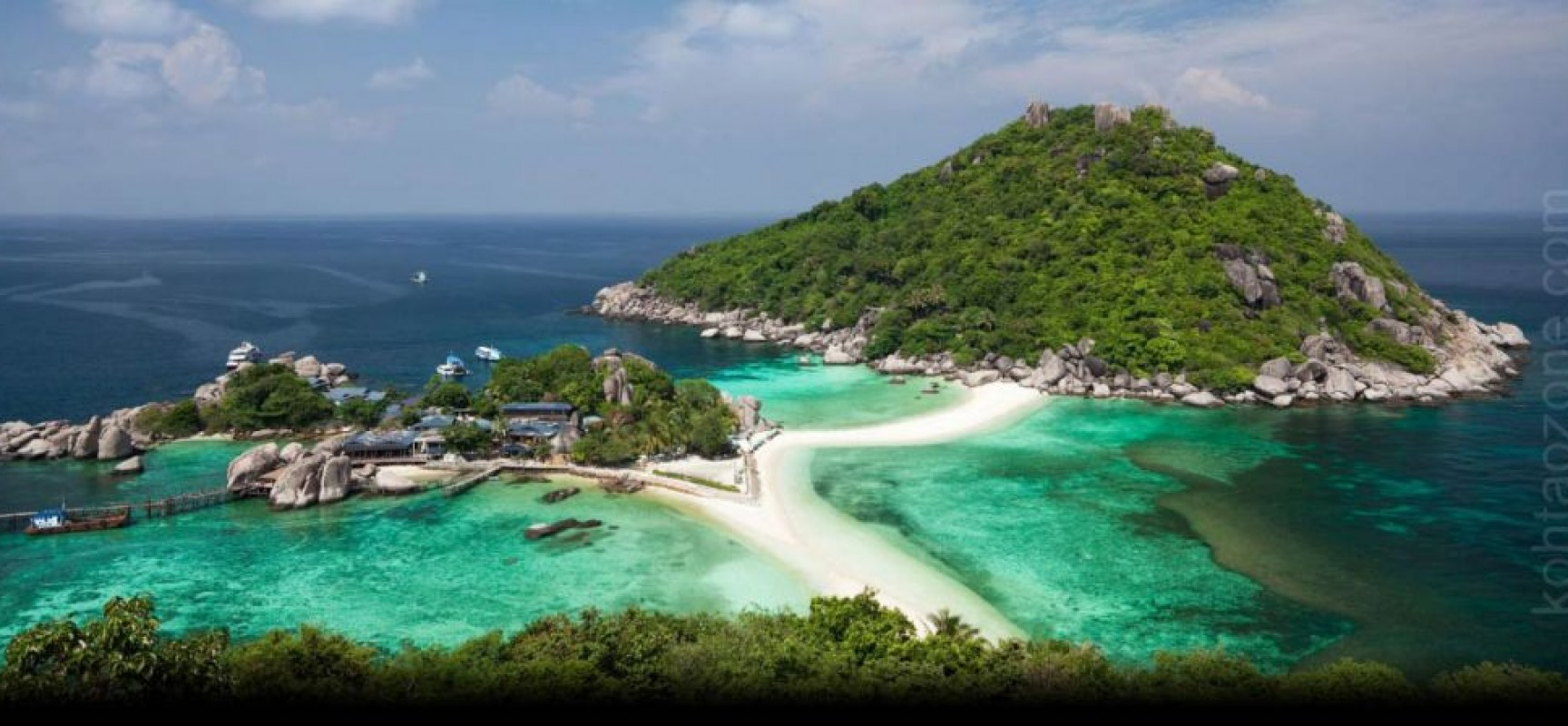 Koh tao turtle island in thailand travel featured for Hotels koh tao