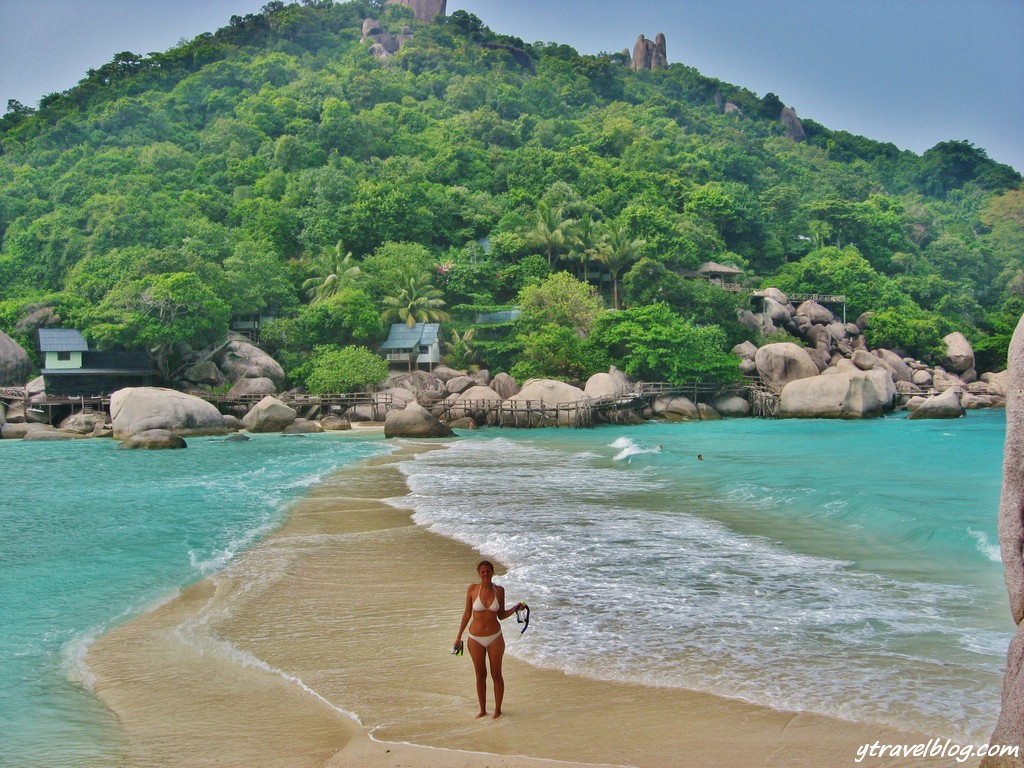 Koh Tao (Turtle Island) In, Thailand  Travel Featured
