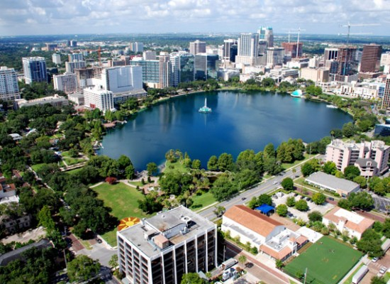 Orlando Florida A City In The South East Region Of USA