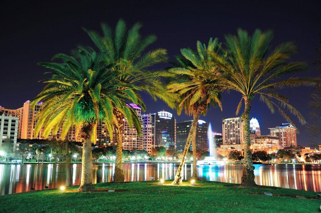 Orlando Florida A City...