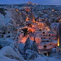 Cappadocia A Historical Region In Turkey