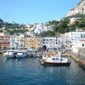 Capri An Island In The Tyrrhenian Sea, Italy