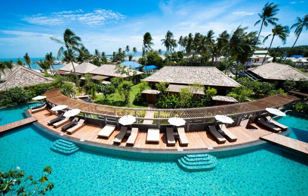 Koh samui an island in kra isthmus thailand travel featured for Design hotel koh samui