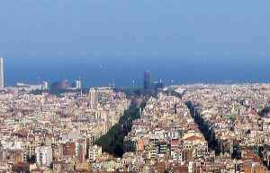 Barcelona Ariel