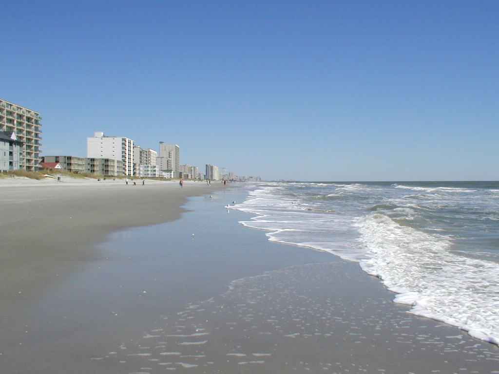 Myrtle Beach A Major Tourists Centers In United States ...