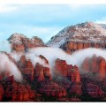 Sedona, A Famous Tourist Spot In Arizona