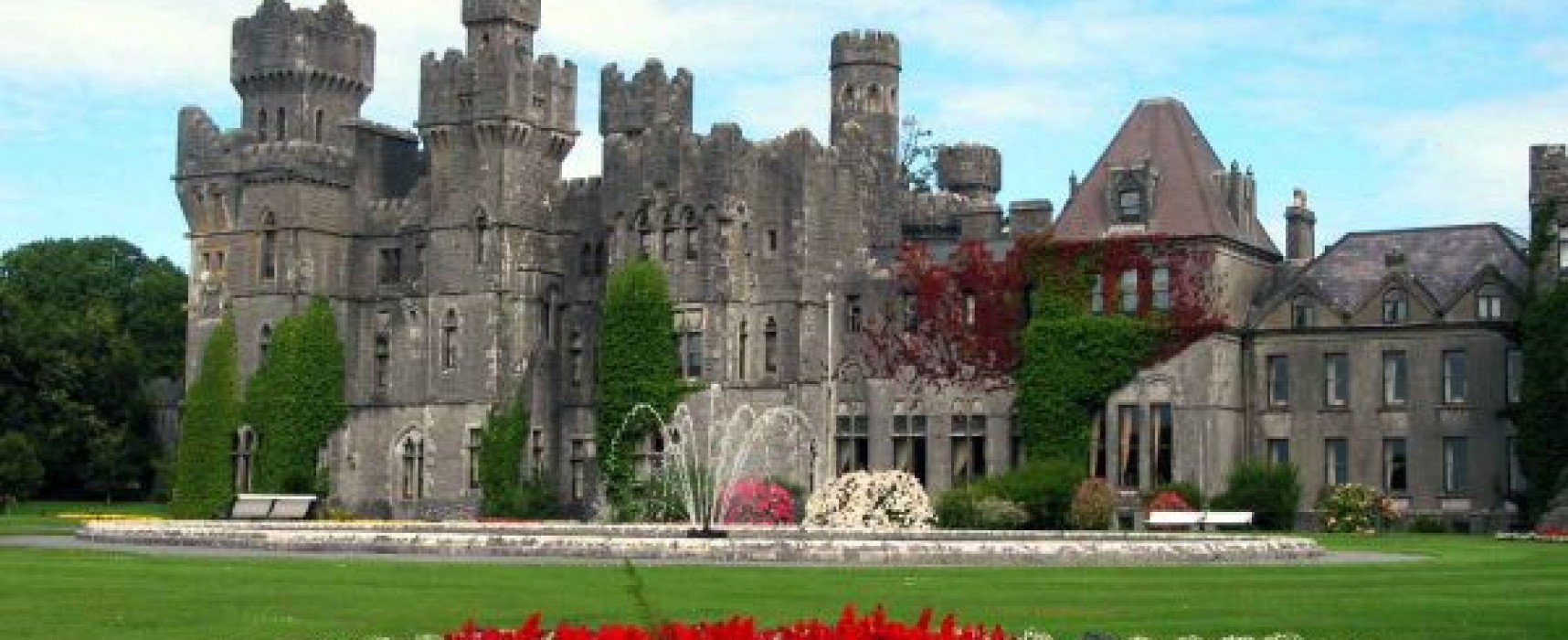 Ashford Castle An Antique Castle In Ireland