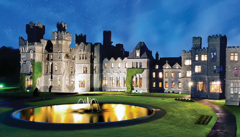 Ashford Castle An Antique Castle In Ireland Travel Featured