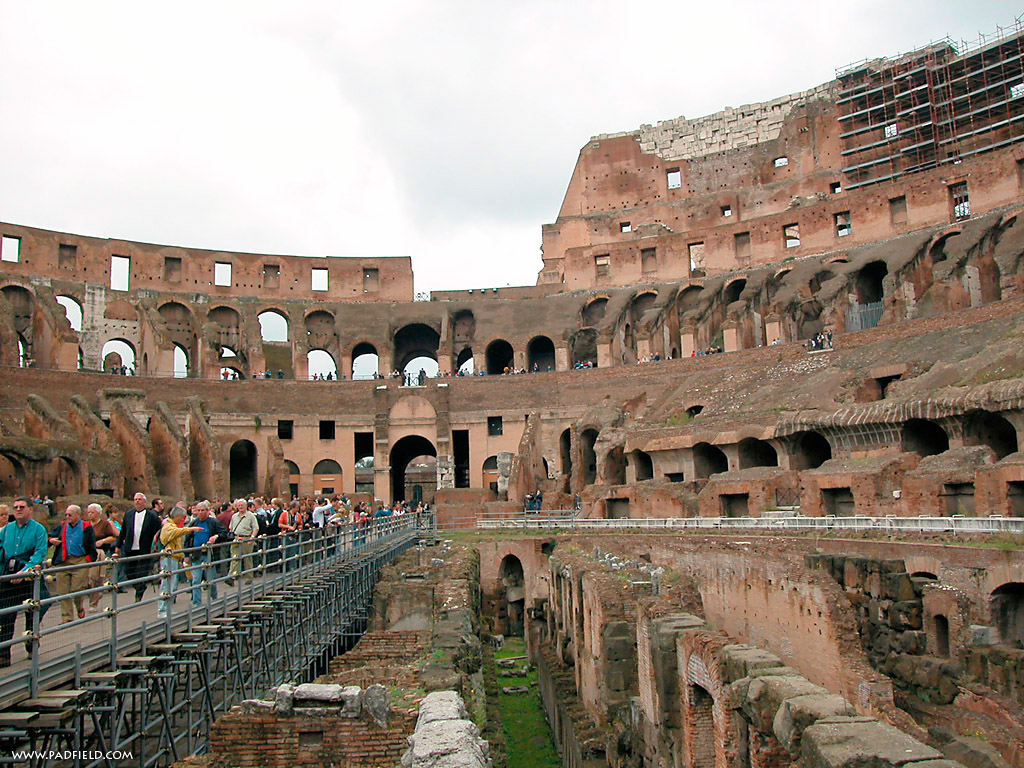 Colosseum The Biggest Amphitheater In Rome | Travel Featured