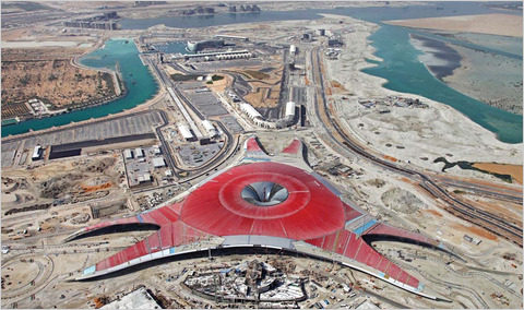 Ferrari-World-Ariel-View