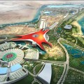 Ferrari World The Biggest Indoor Theme Park
