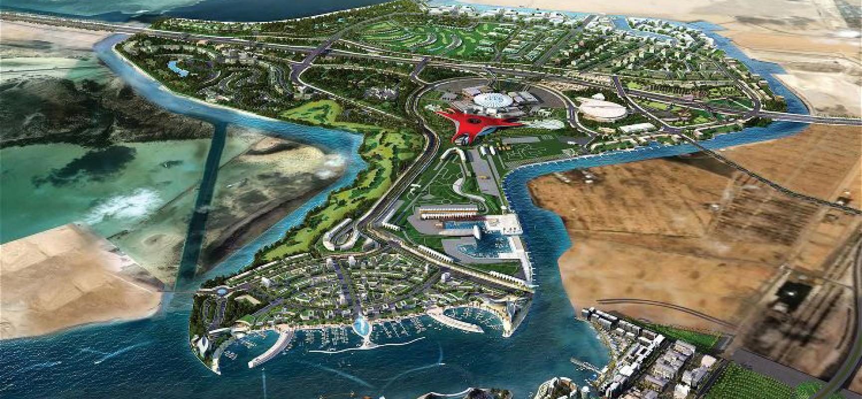 Ferrari North Europe >> Ferrari World The Biggest Indoor Theme Park | Travel Featured