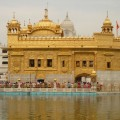 Golden Temple A Sikh Gurdwara In Amritsar, Punjab, India