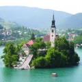 Lake Bled Is A Lake In Slovenia