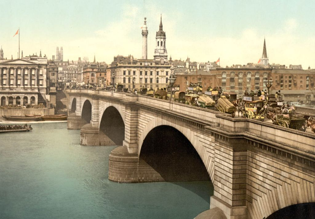London bridge a historical bridge on river thames travel for Design agency london bridge