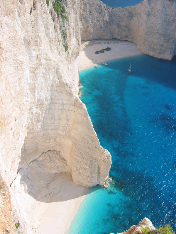Zakynthos City Is The Major Of Island Which Beautiful And Attractive Place Where Tourists Who Intended To Visit Shore Can