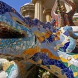 Park Guell A Garden Complex Barcelona, Spain