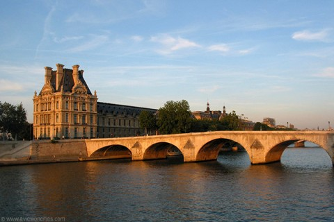 Seine at day