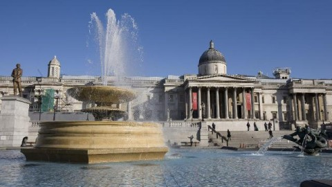 Trafalgar square A Tourist Attraction In, London