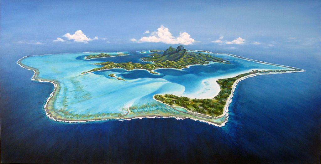 bora bora an island in the pacific ocean travel featured. Black Bedroom Furniture Sets. Home Design Ideas