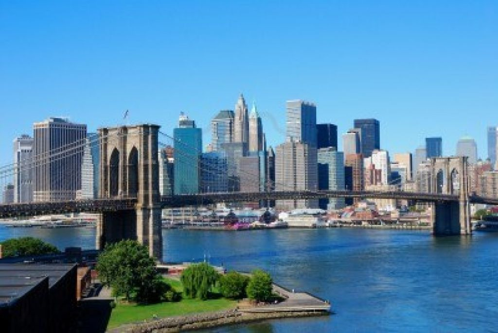 Brooklyn Bridge  New Y...