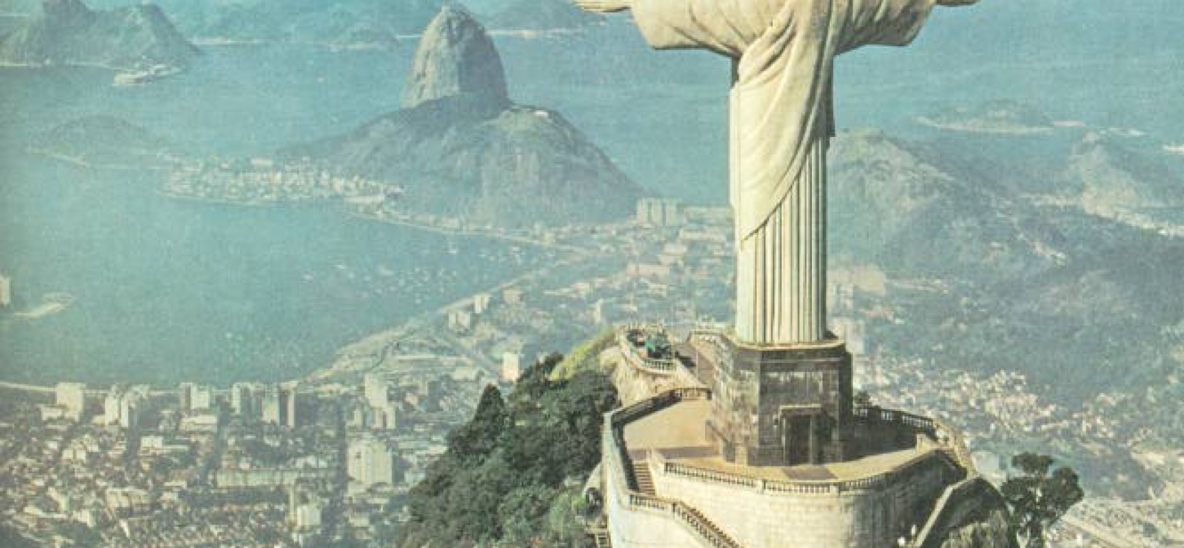 Christ The Redeemer Statue, Brazil