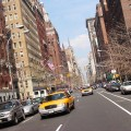 Fifth Avenue A Main Road In New York City