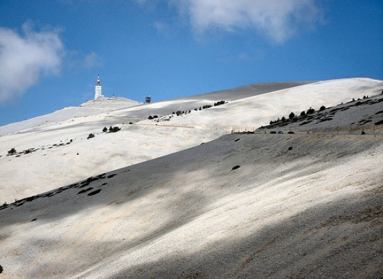 Mont Ventoux A Mountain In France