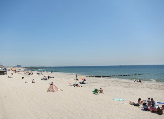 Rockaway Beach A Famous Beach In New York City