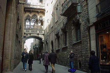Barri Gotic The Heart Of Barcelona