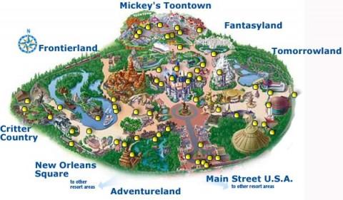 Disney land Park