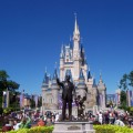 Magic Kingdom A Theme Park In Bay Lake, Florida