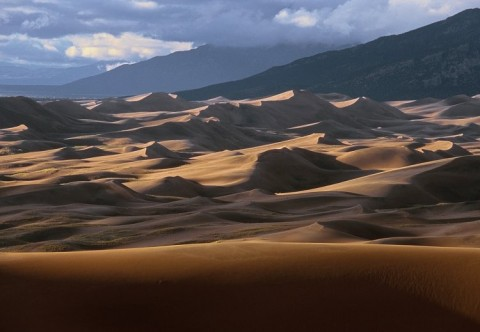 Sand Dunes National Park, Colorado, United States