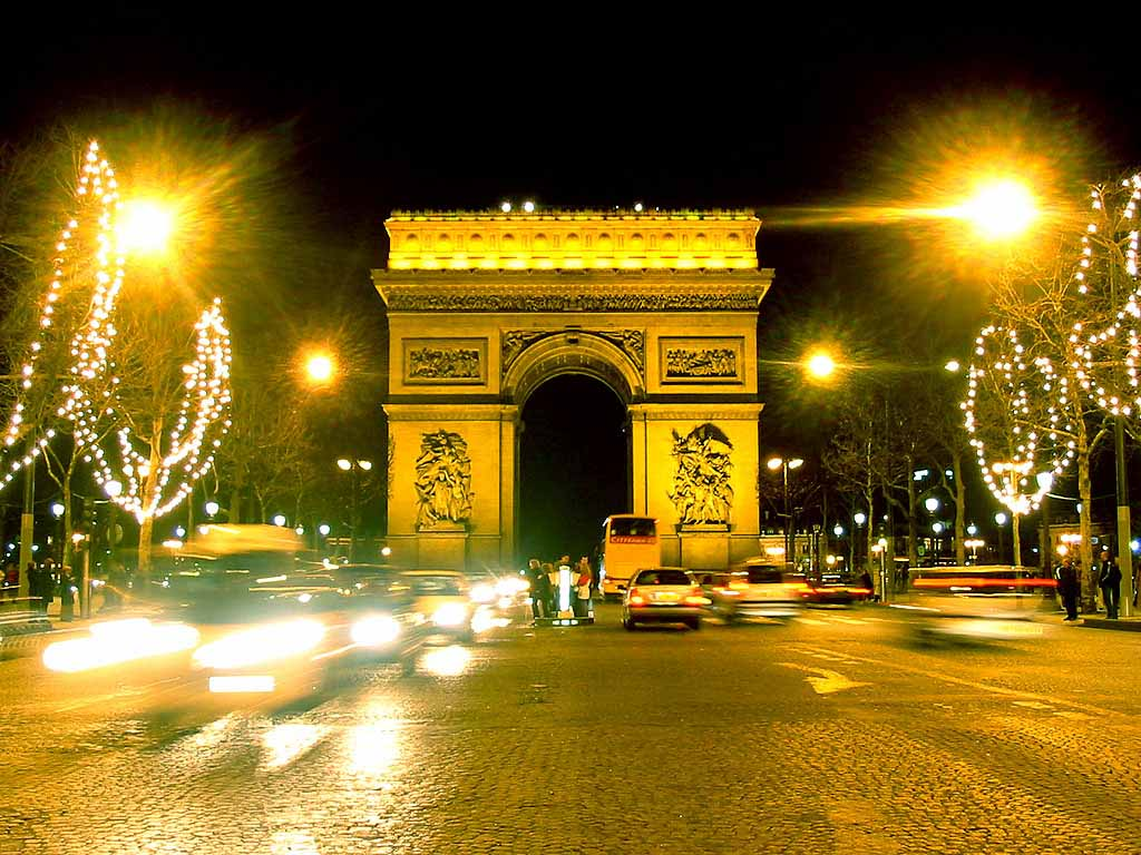 arc de triomphe a monument in paris travel featured. Black Bedroom Furniture Sets. Home Design Ideas