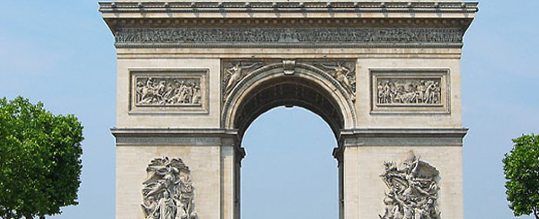 Arc de Triomphe A Monument In Paris