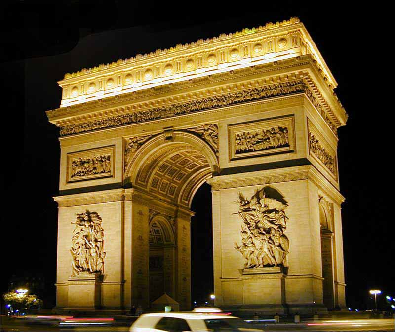 Arc de Triomphe A Monument In Paris | Travel Featured