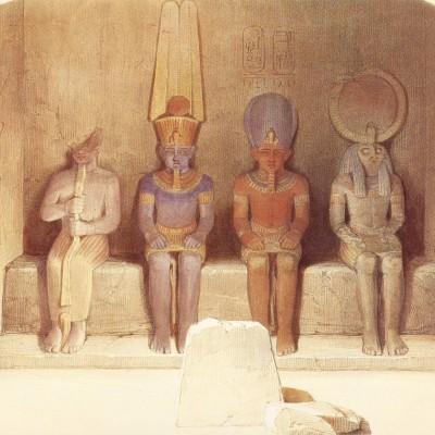 Abu Simbel Temples – Egypt