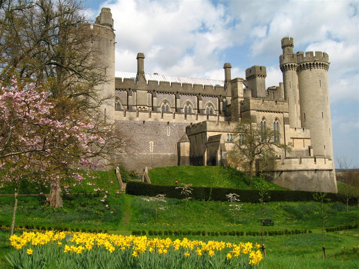 Amberley Castle Sussex Uk Travel Featured