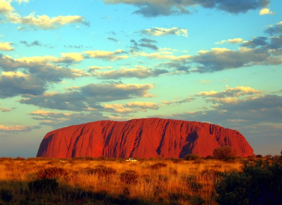 Ayers Rock Australia's Best Natural Landmark