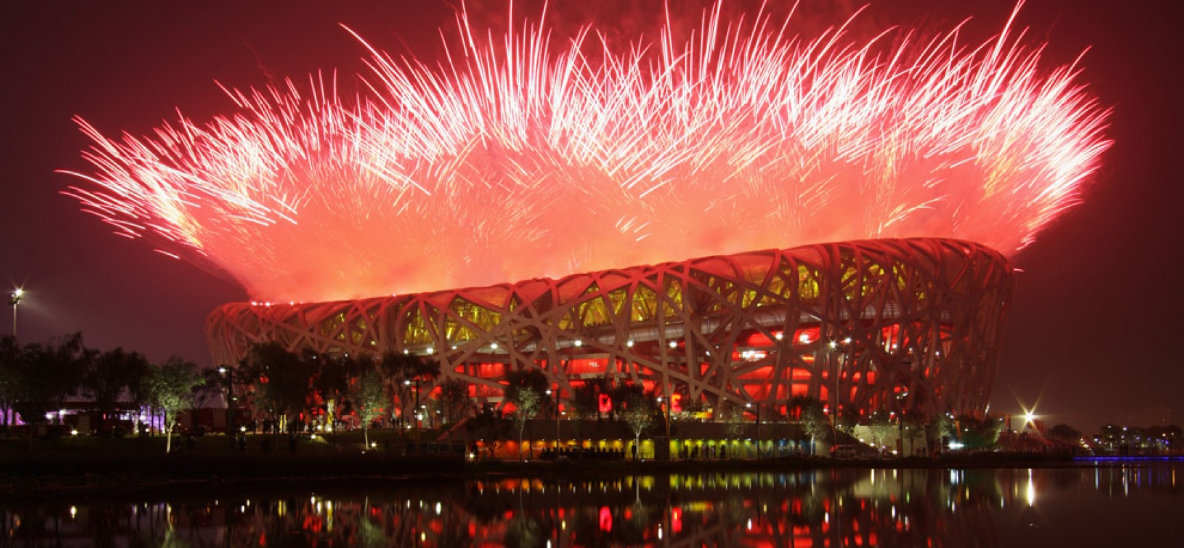 Beijing National Stadium – Beijing, China