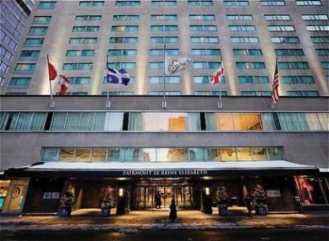 Fairmont Elizabeth Montreal Canada (5)