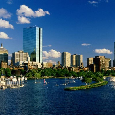 Boston The Largest City of Massachusetts, USA