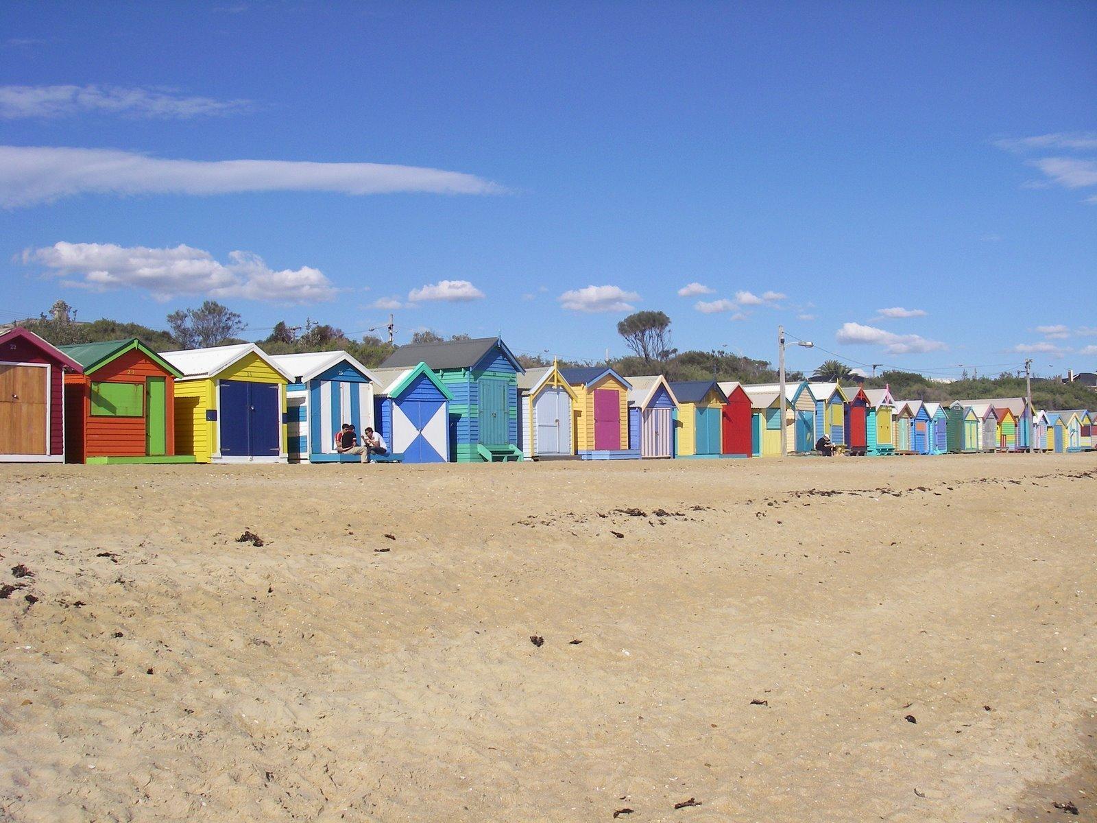 Brighton Beach A Famous Beach In Usa Travel Featured