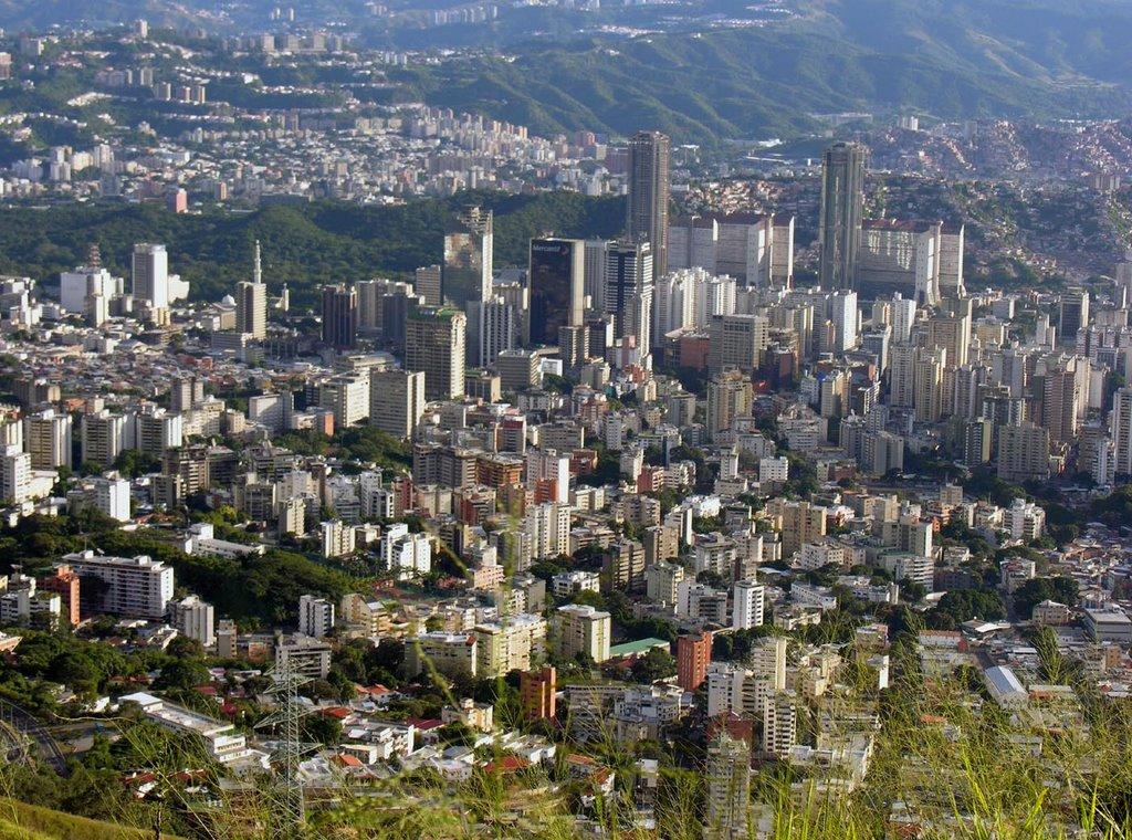 Caracas The Capital Of Venezuela Travel Featured