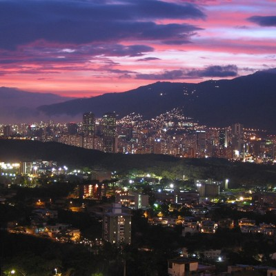 Caracas The Capital Of Venezuela