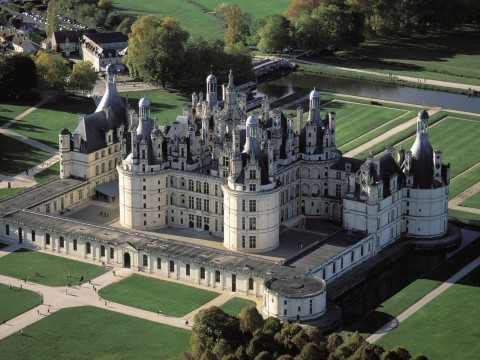 Chateau De Chambord (7)