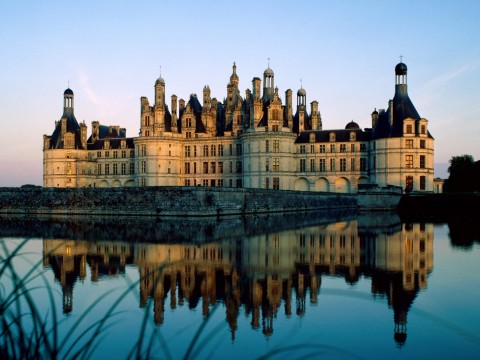 Chateau De Chambord, France