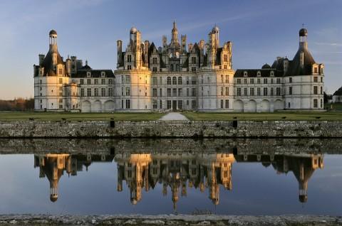 Chateau De Chambord (2)