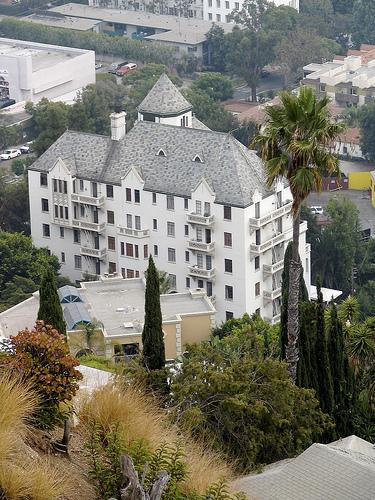 Chateau-Marmont-Ariel-View